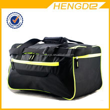 New style branded reusable cotton canvas duffel bag