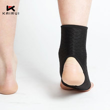 Free sample sports protection neoprene waterproof ankle support brace pads