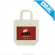Customized Durable Beach Canvas Tote Bag For Shopping Cotton Tote Bag