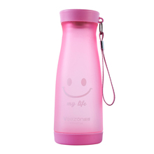 Manufacture Price colorful plastic type sport water bottle drink bottle