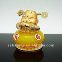 Resin Exquisite Small Perfume Bottle Design Factory
