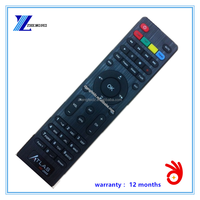 high quality TV BOX remote control for atlas hd-200s HD200S