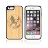 Assessed Supplier Zebra Wood Cover For Iphone 6s