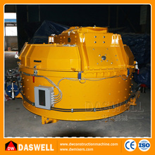 China daswell low price italian ready mix foam concrete mixer
