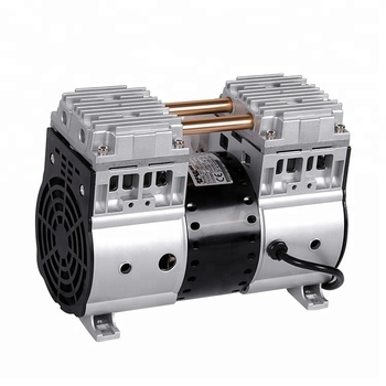 Oil Free Piston Vacuum Pump