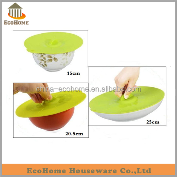 EC056AM Silicone lid,silicone cup lid,silicone suction lid