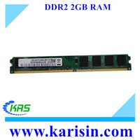 Best price ddr2 used computer set desktop 2gb with ETT chips