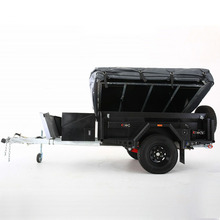 camper trailer sliding kitchen /trailer tool box