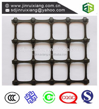 TGSG1515 PP Plastic Biaxial Geogrid For Enlarge Road Lifetime
