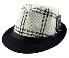 Wholesale Cheap Summer Paper Straw Fedora Hats