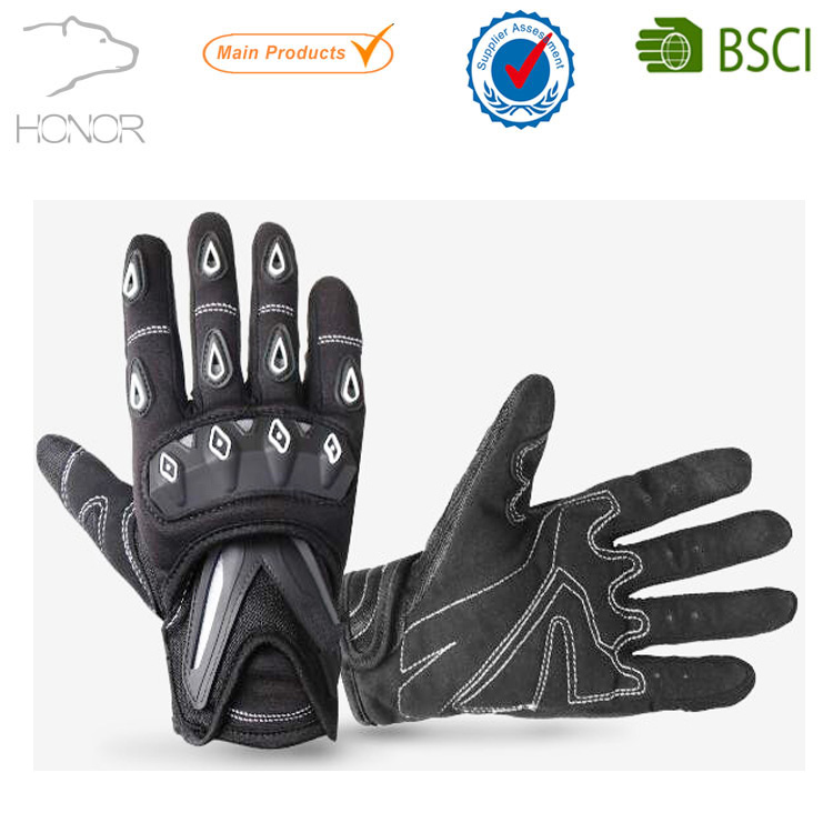 Hot sale Men's outdoor sports racing gloves