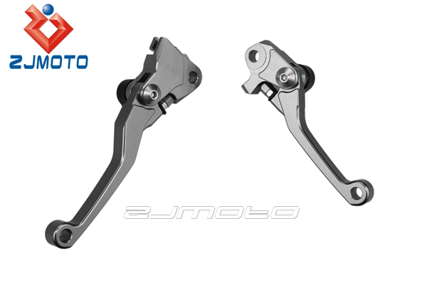 ZJMOTO YZ450F Motorcycle CNC Clutch Brake Levers Pivot Clutch Brake Lever