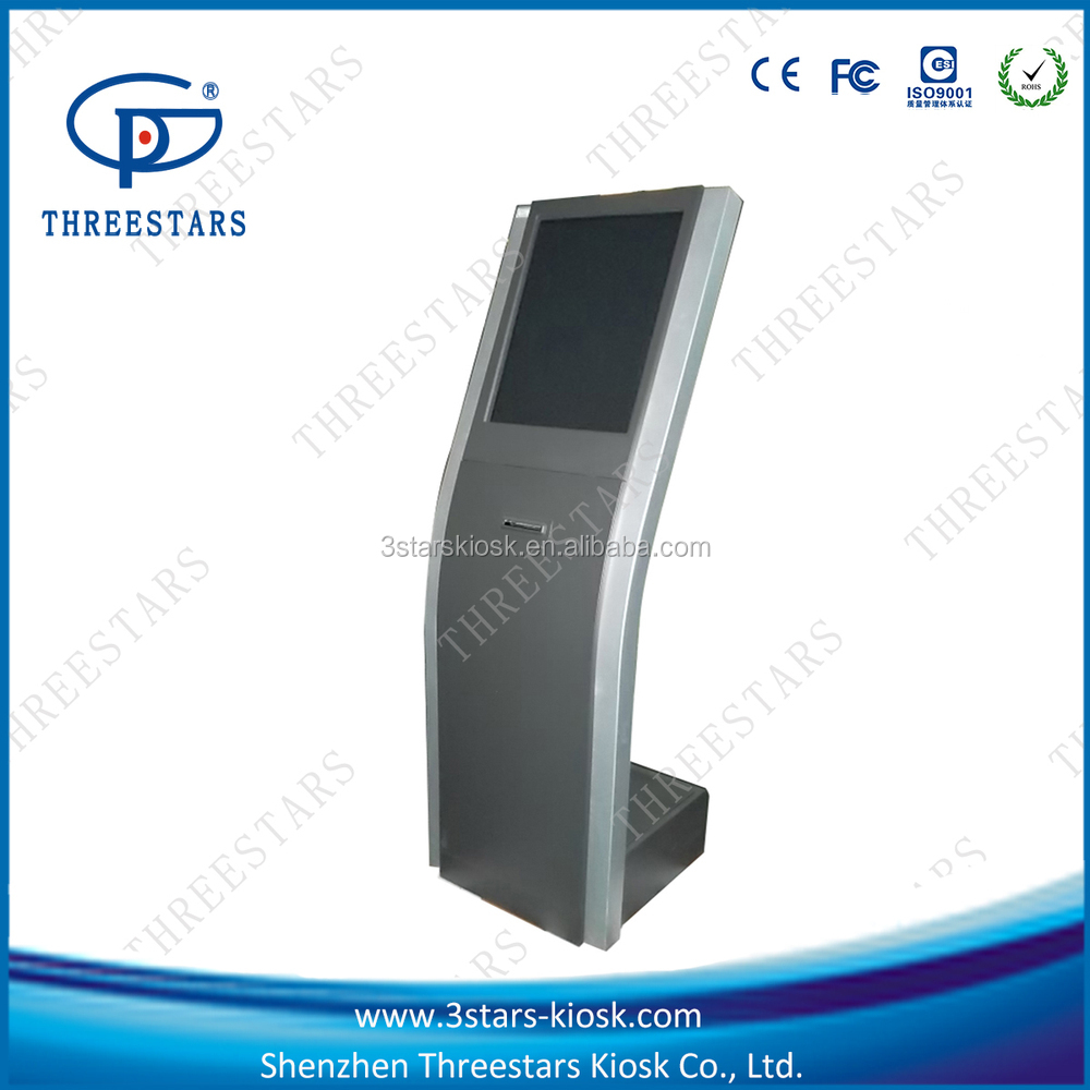 queuing kiosk with alert notification, custom LOGO,printer ,queue management system