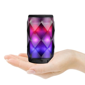 Bluetooths V5.1 Super Bass Portable Wireless Music Mini LED Bluetooths Speaker