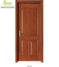 china supplier wooden door designs in sri lanka for bedroom bathroom hotel