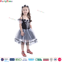 wholesale ghost bride cosplay dresses children halloween carnival costume for kids