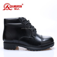 black high quality leader shoes for men