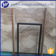 Cupertino beige marble ,top polished marle slabs and tiles for home decoration