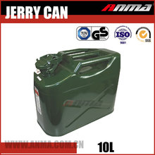 10 liter stainless steel jerry can