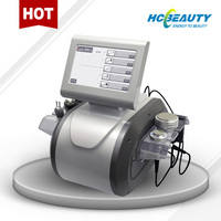 Effective! Multi-function RF skin care beauty centre body contouring machine