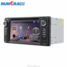 Wince 6.0 bluetooth car radio for Toyota fj cruiser/ land cruiser 200/ RAV4 with GPS 6.2inch Touch Screen
