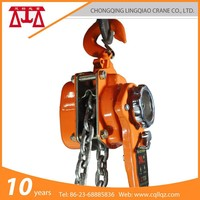 Material Handling Equipment 3 ton Ratchet Lever Chain Hoist/Lever Hoist/Lever Block