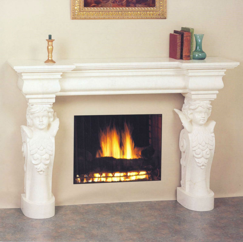 Electric Fireplace Marble Top(Direct Factory + Good Price)