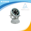 IP65 LED Floodlight AC85-265V Landscape Lighting Round CE&ROHS