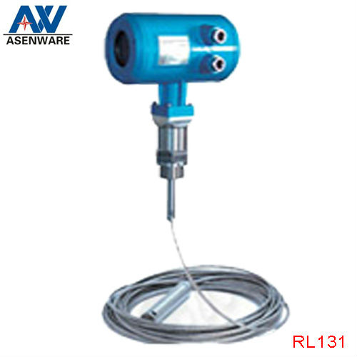 HOT!! 4Nm,High Frequency Digital Guided Wave Radar Level Transmitter for Grain Bin,Water tank,Melt,RL131
