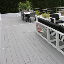 Waterproof Outdoor Wpc Co-extrusion Hollow Decking cover