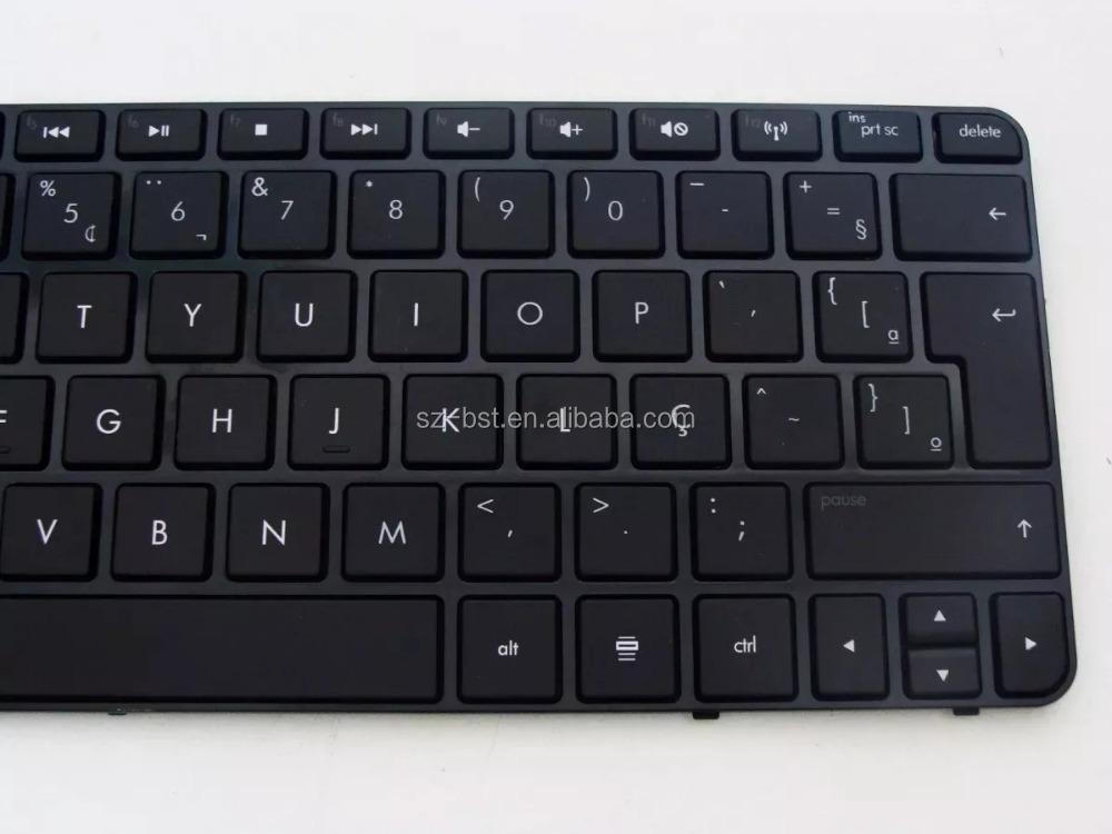 Notebook /laptop Teclado br layout For HP Mini 210-1000 laptop keyboards