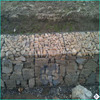 strong pvc coated galvanized stone welded mesh galvanized wire mesh gabion