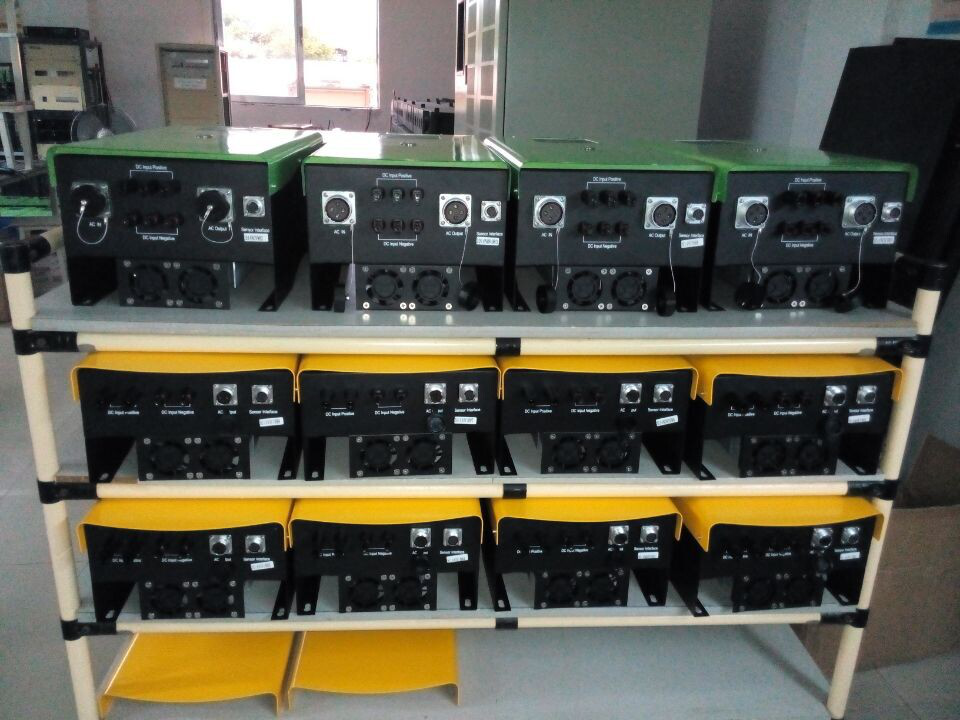 3 phase intelligent pump controller for water pump