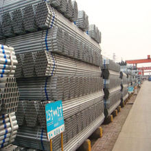 50mm class b galvanized seamless steel pipe for irrigation