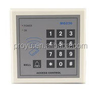 125khz EM ID standalone keypad access controller with anti-temper function 10000 users PY-MG236C