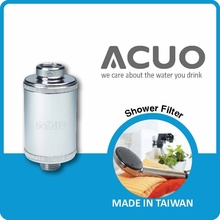 ACUO Beauty and Health Faucet Water Shower Filter with KDF