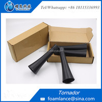 High Quality Rubber Plastic Corn Horn