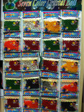 Crystal Mud Soil Water Beads , card packings