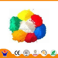 thermosetting spray polyester powder coating