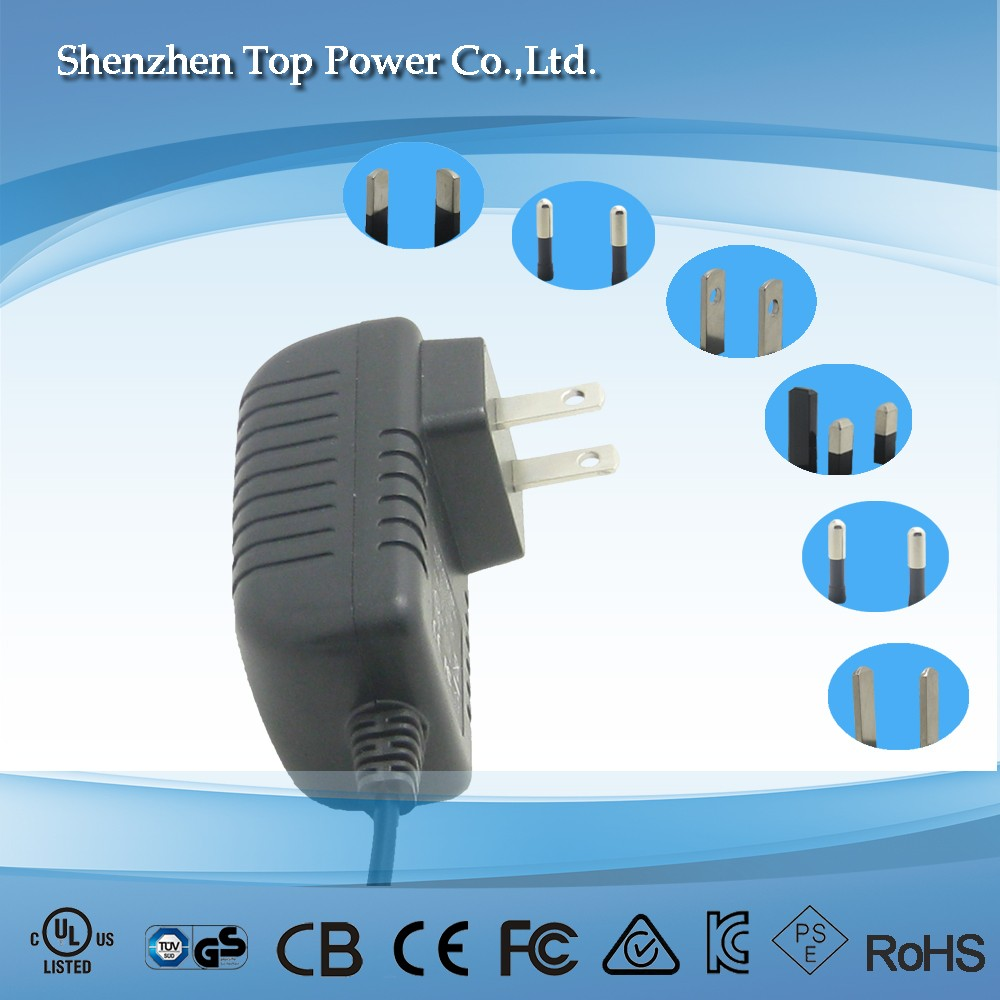 IEC 60950 Class 2 power supply 5V 2A USB power adapter for medical device