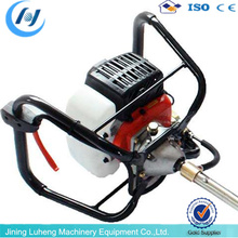 portable industrial soil sampling drilling machine