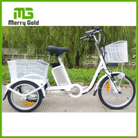 3 Wheel mini electric tricycle used as food cart from China