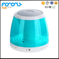 2016 Small Electronic Gadgets smart bluetooth speaker with multi colors
