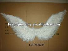 tennis mini costume feather angel wings LZCXC0731