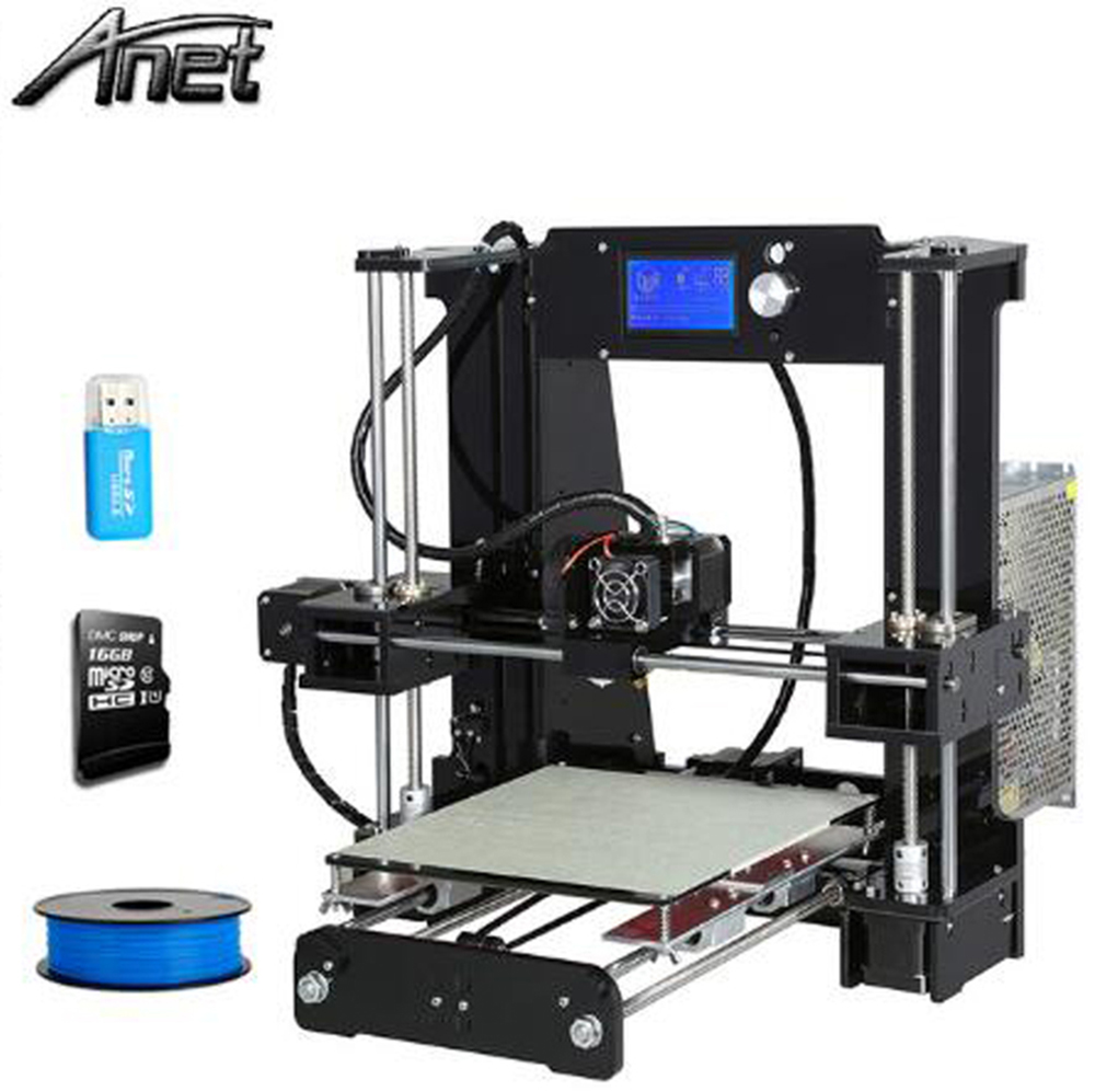 Multipurpose 3D Printer with Dropshipping <strong>Service</strong> OEM 3D Printer Machine Large Building Size 220*220*250MM DIY 3D Printer Kit