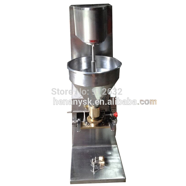 Big 40mm 200-300kg/H Efficient  Stuffed Meatball Making Machine Meat Ball Maker Equipment for Sale