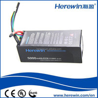 UL approved 22.2v 5Ah rechargeable lithium ion battery,high quality li-ion recharge lithium battery pack