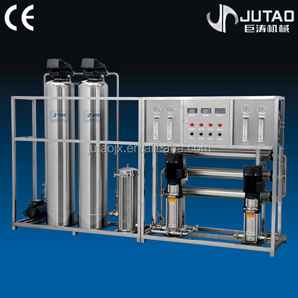High technology automatic reverse osmosis water treatment facility