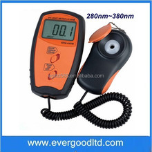 UV340B Professional Pocket Portable UV Light Meter UVA & UVB Measure Tester