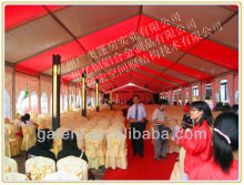 Outdoor Wedding Marquee Party Tent with Chairs
